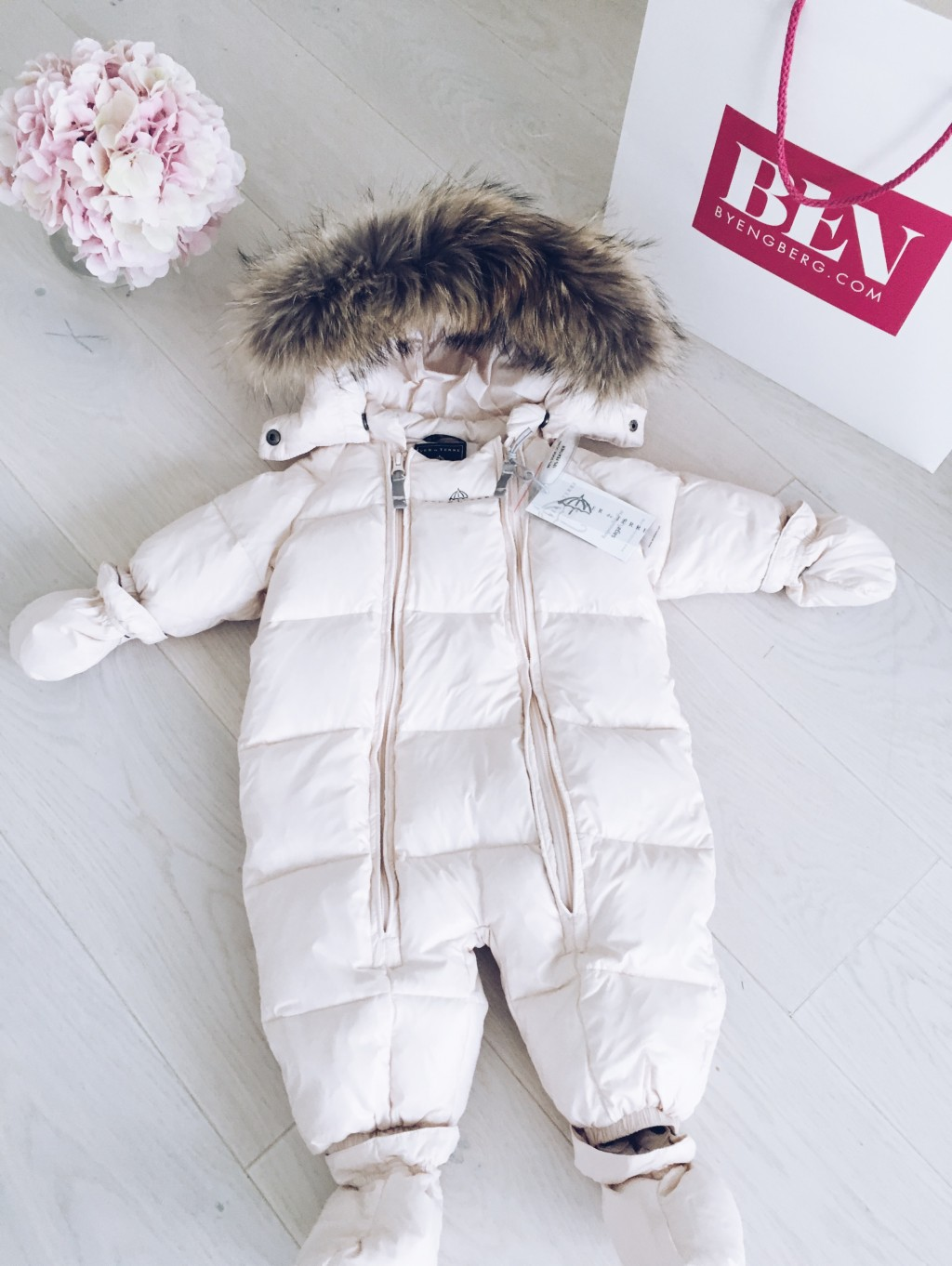 overall baby vinter